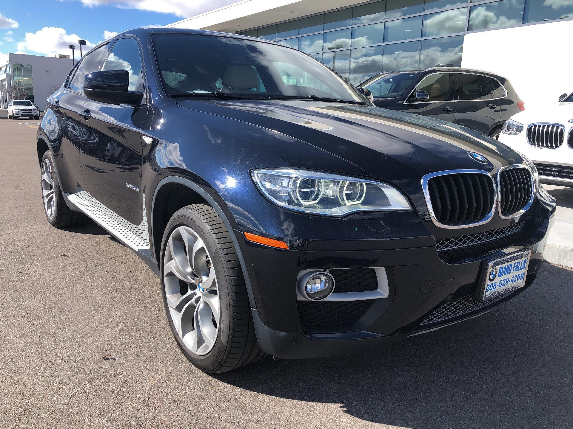 Pre-Owned 2013 BMW X6 xDrive35i AWD 4dr SUV