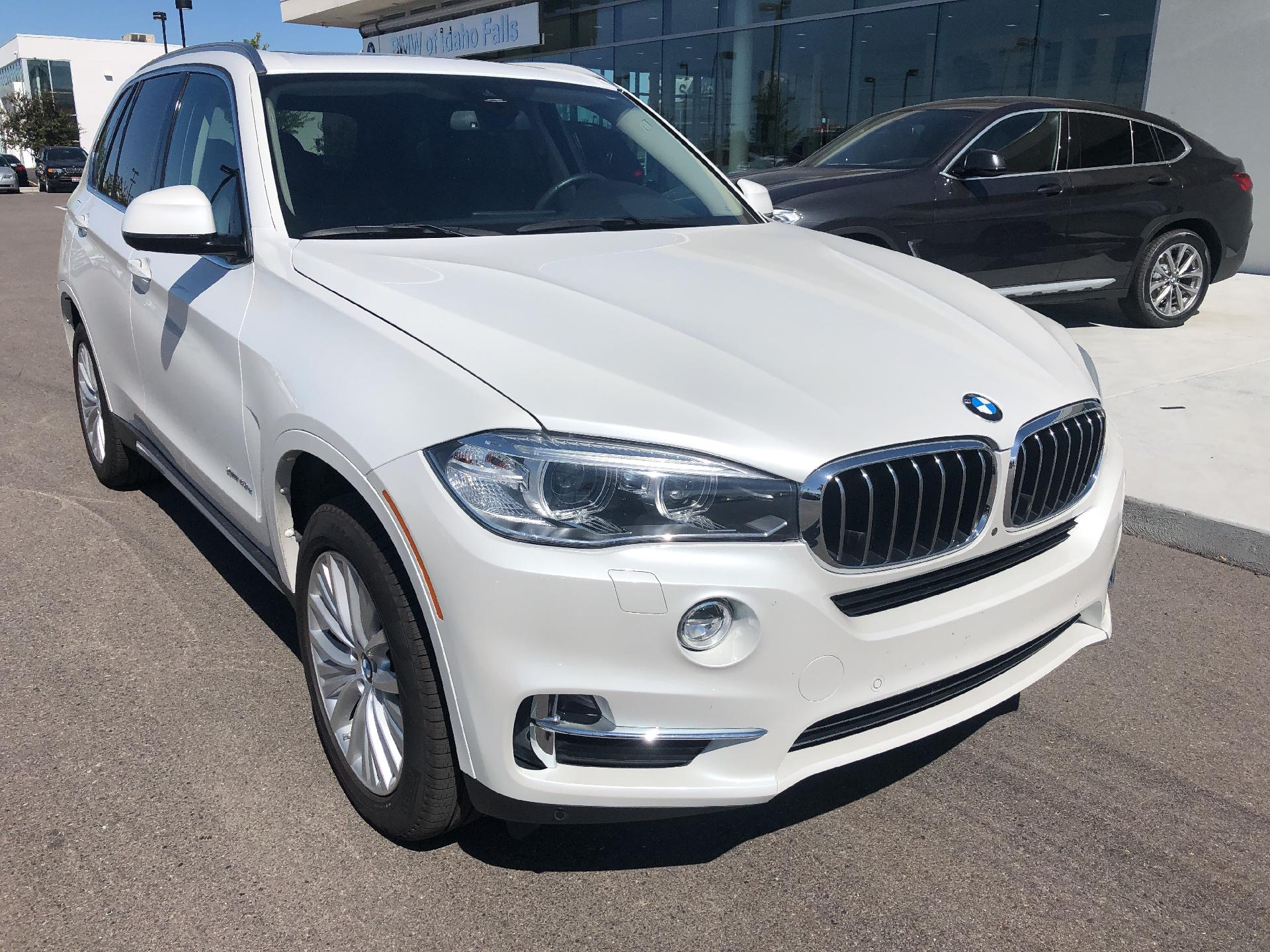 Certified Pre-Owned 2016 BMW X5 xDrive40e AWD 4dr SAV