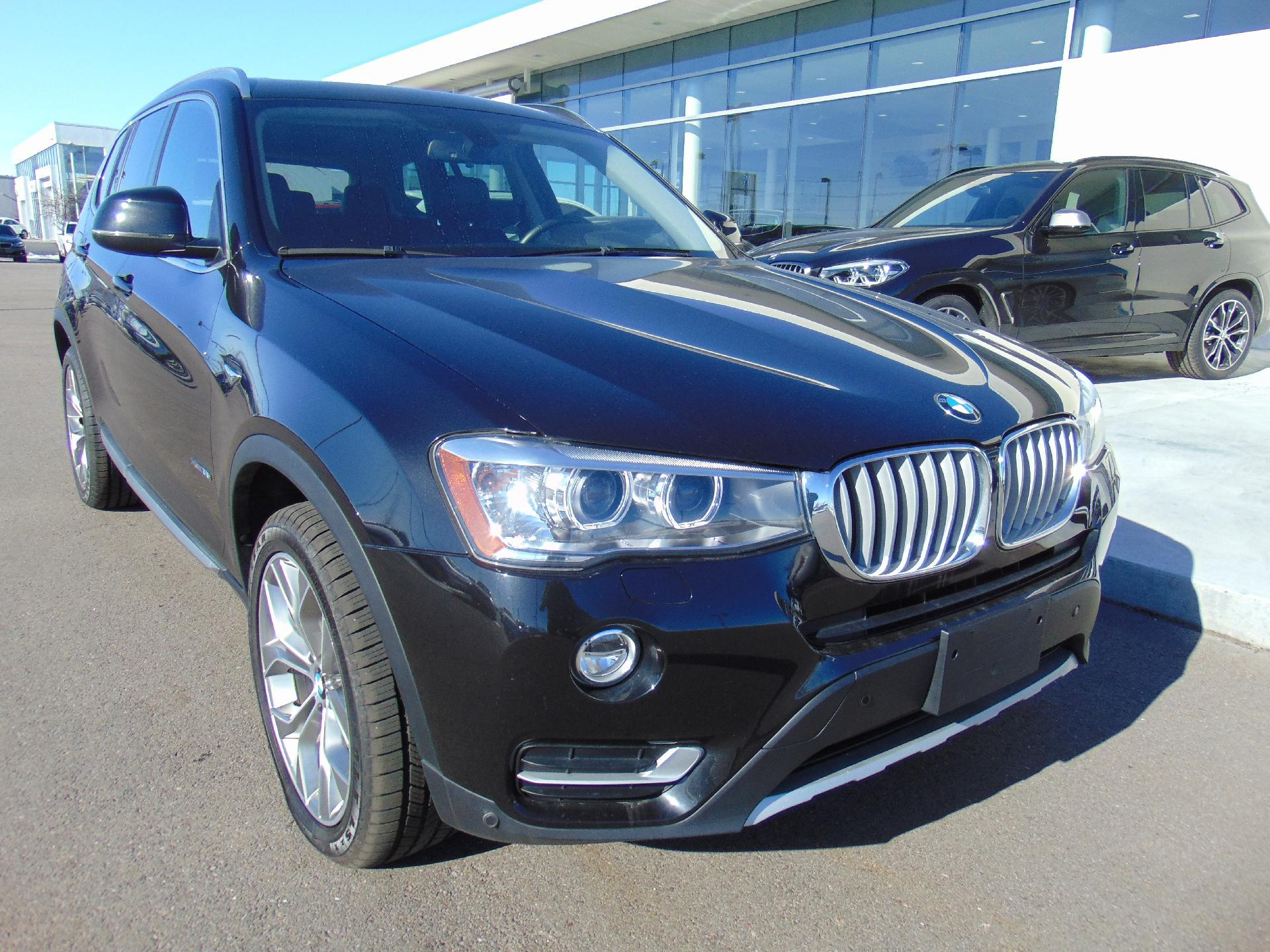 Pre-Owned 2015 BMW X3 xDrive35i AWD 4dr SAV