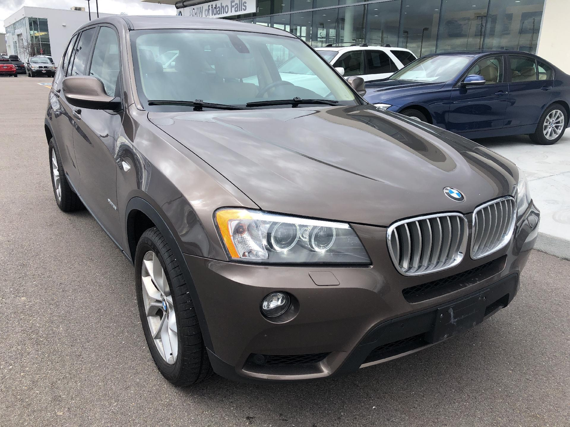 Pre-Owned 2011 BMW X3 35i AWD 4dr SUV