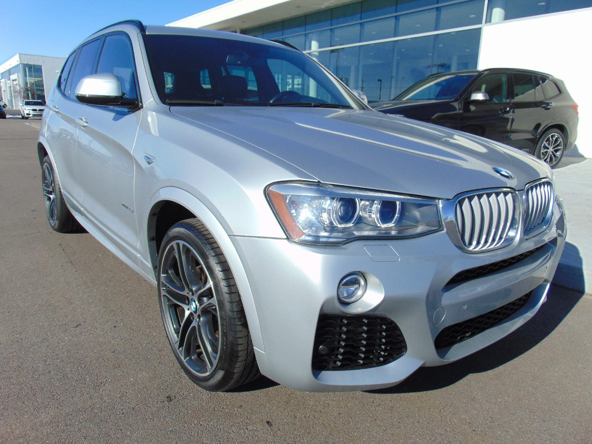 Pre-Owned 2016 BMW X3 xDrive35i AWD 4dr SAV