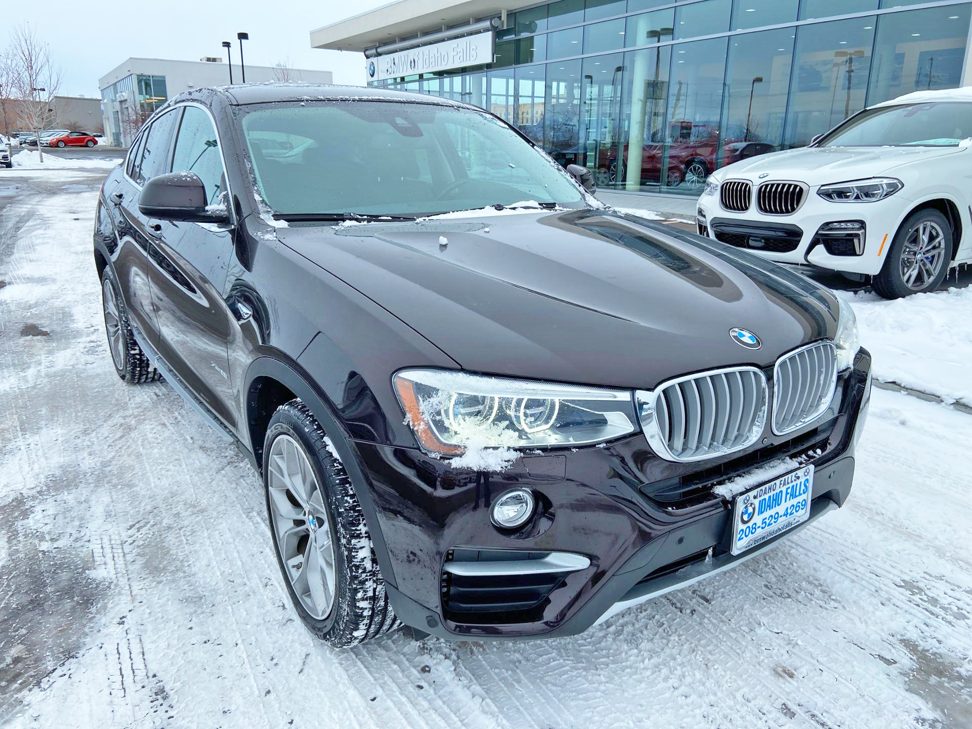Pre-Owned 2015 BMW X4 xDrive28i AWD Sports Activity Coupe