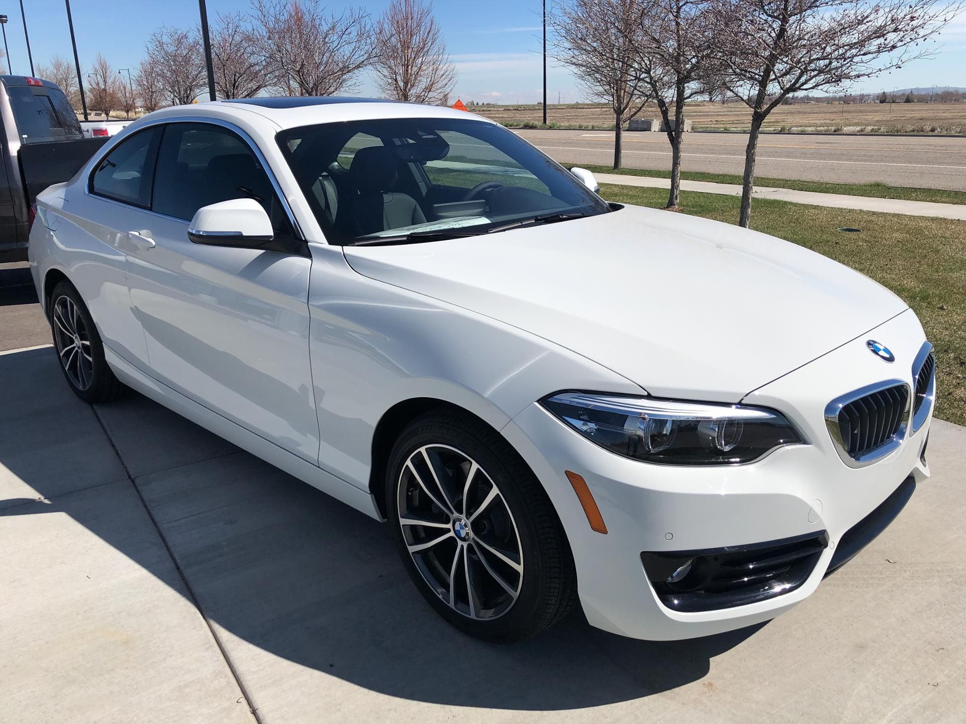 New 2019 BMW 230i xDrive Coupe