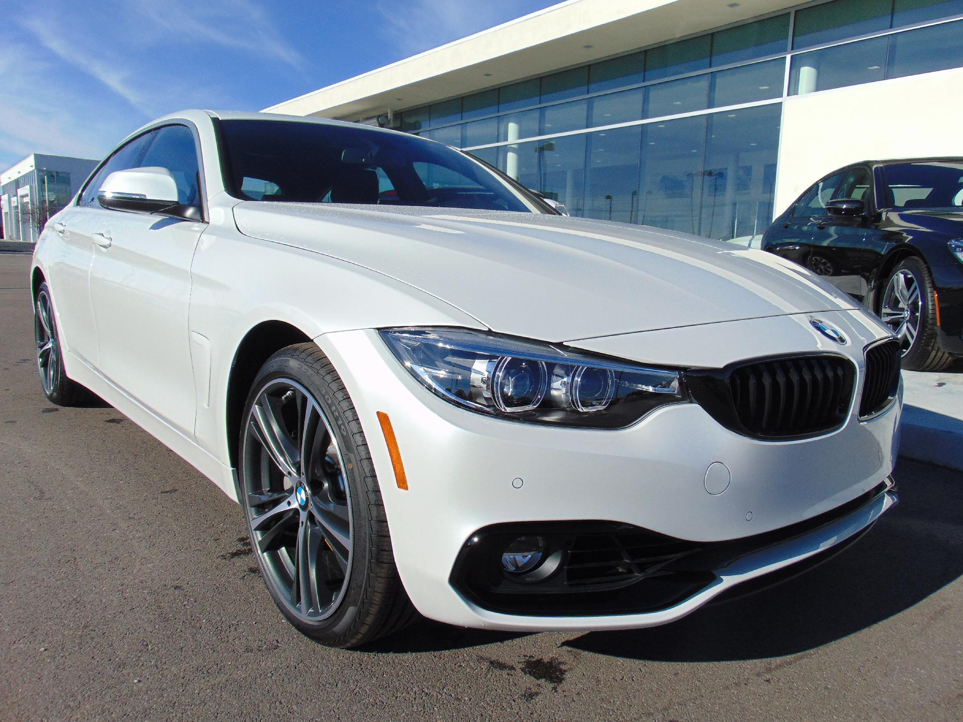 New 2019 Bmw 440i Xdrive Gran Coupe Awd 4dr Car