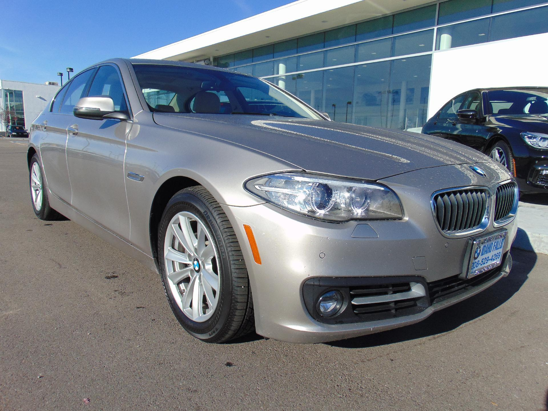 Pre-Owned 2015 BMW 528i xDrive Sedan