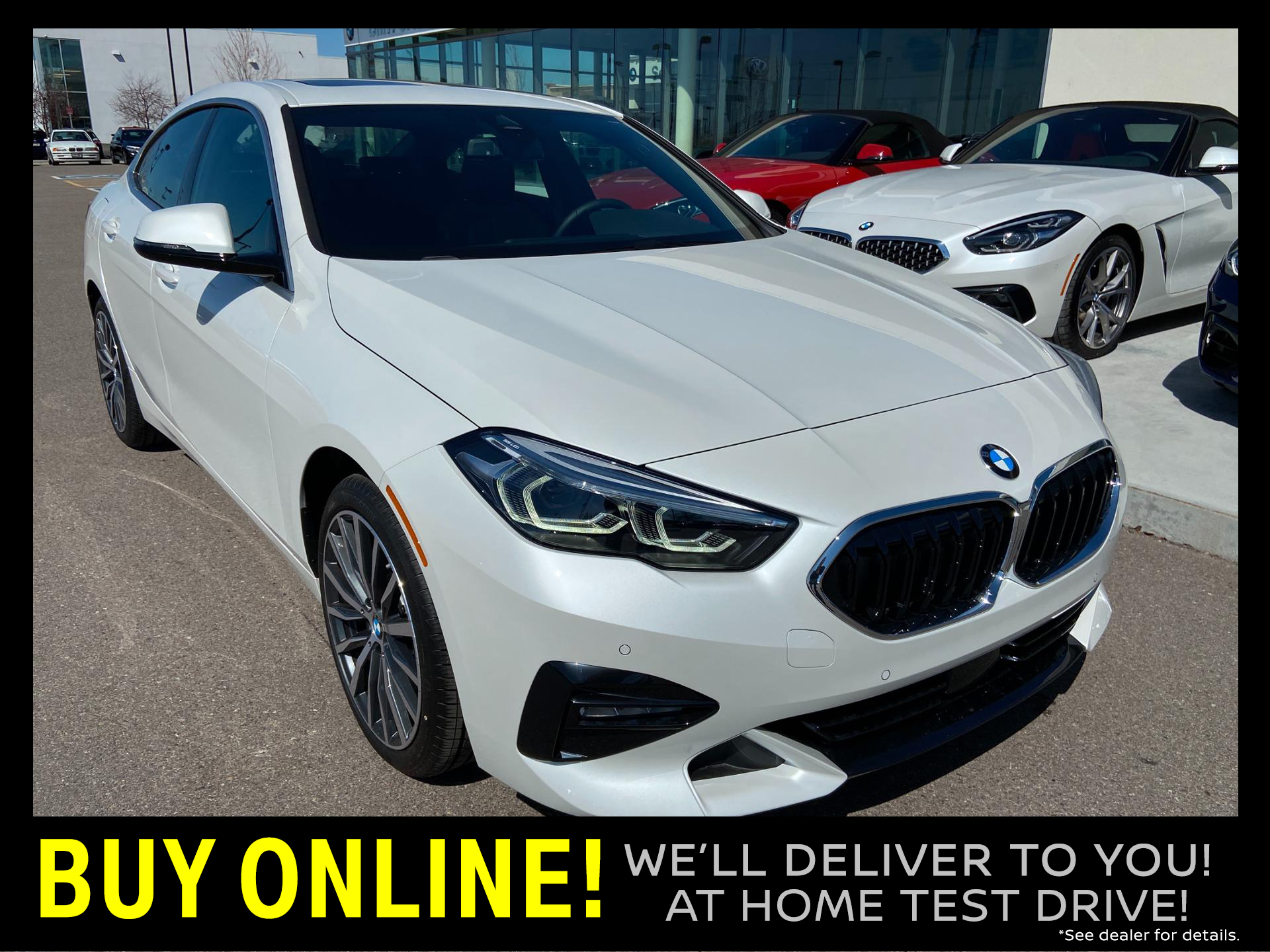 New 2020 BMW 228i xDrive Gran Coupe