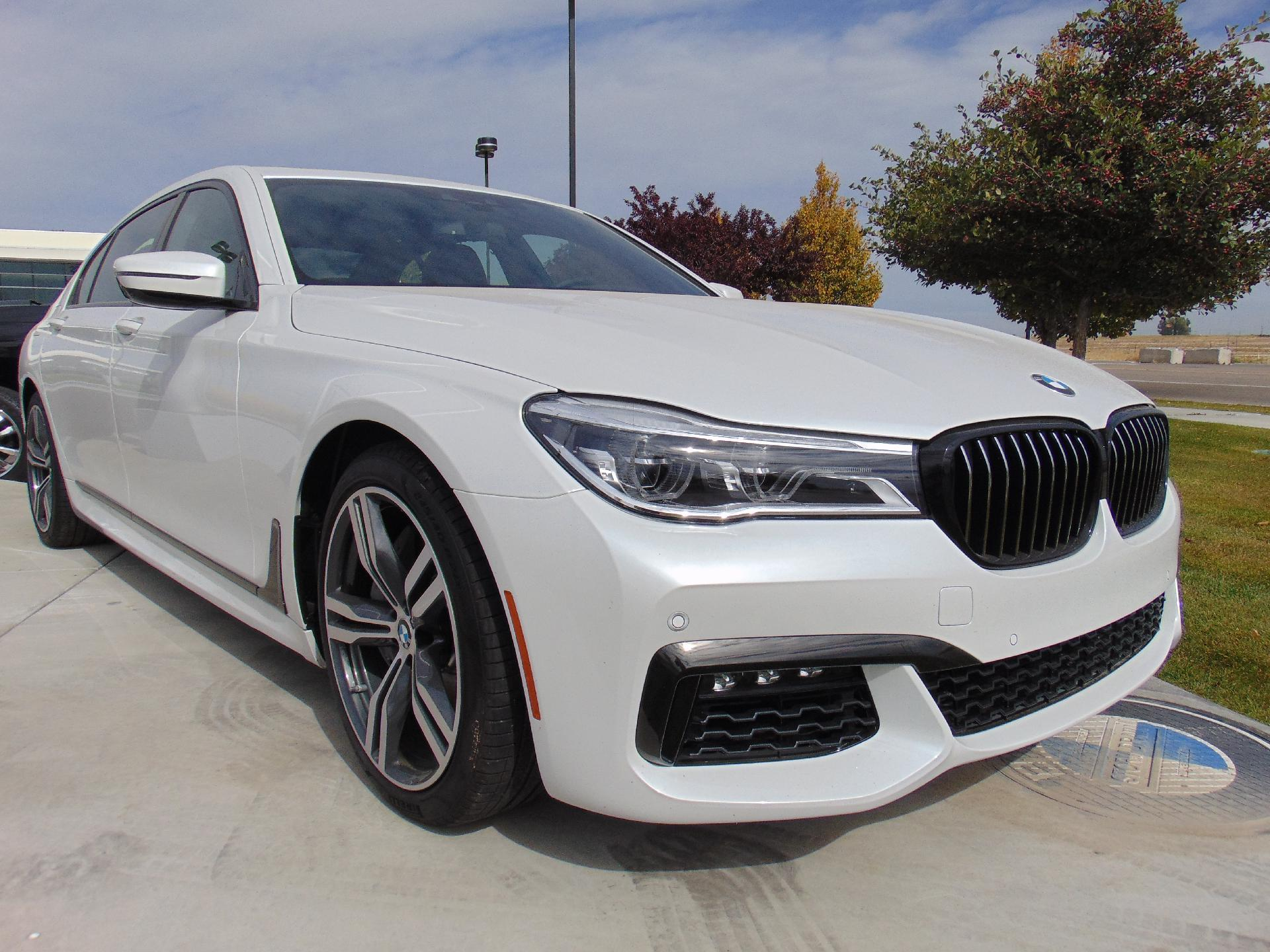 New 2019 BMW 7 Series