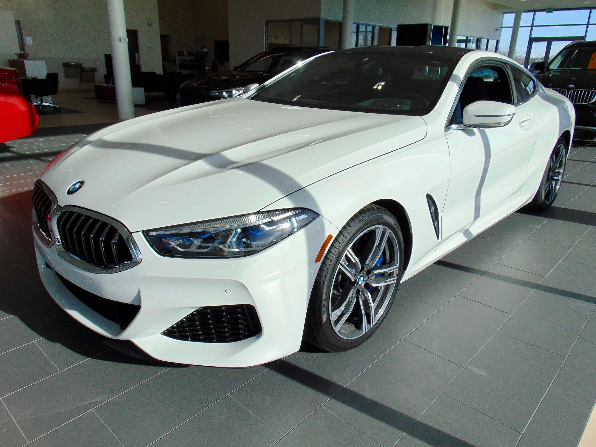 New 2019 Bmw M850i Xdrive Coupe Awd Coupe