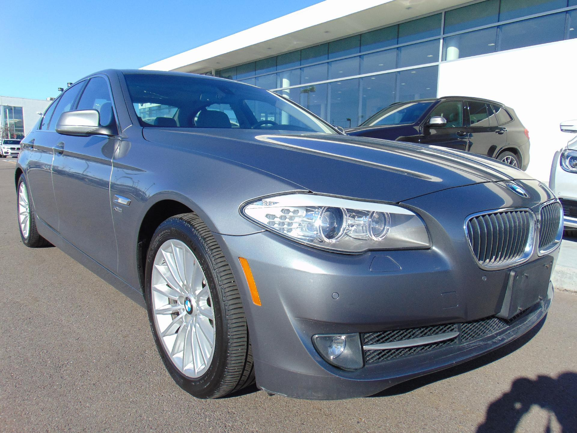 Pre-Owned 2011 BMW 535i xDrive Sedan