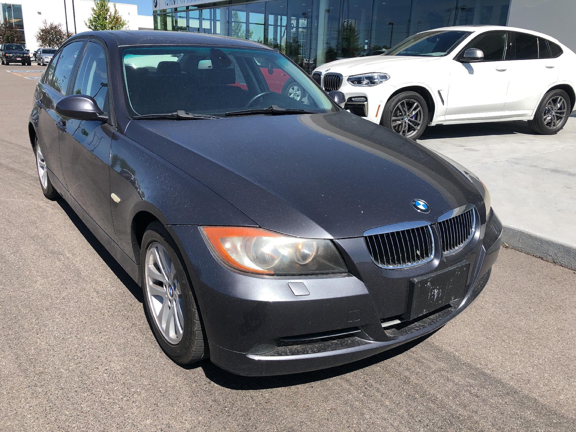 Pre-Owned 2008 BMW 328xi Sedan