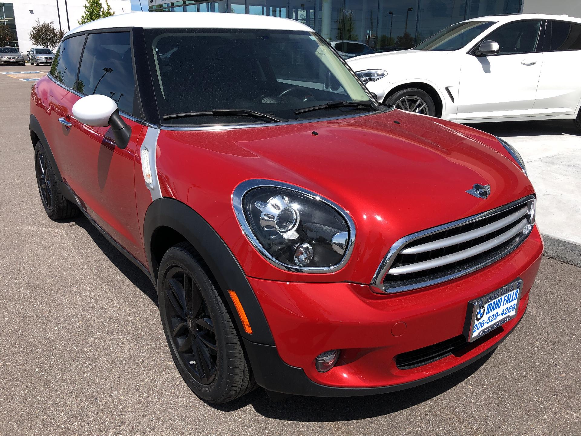Pre-Owned 2015 MINI Cooper Paceman