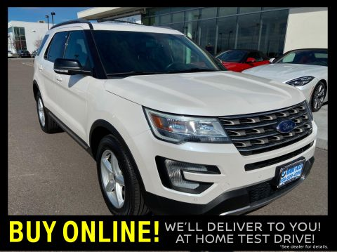 Pre-Owned 2016 Ford Explorer XLT 4WD SUV