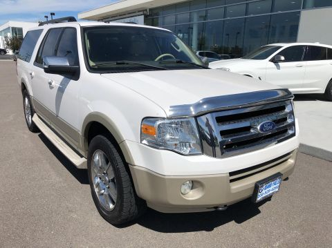Pre-Owned 2010 Ford Expedition EL Eddie Bauer