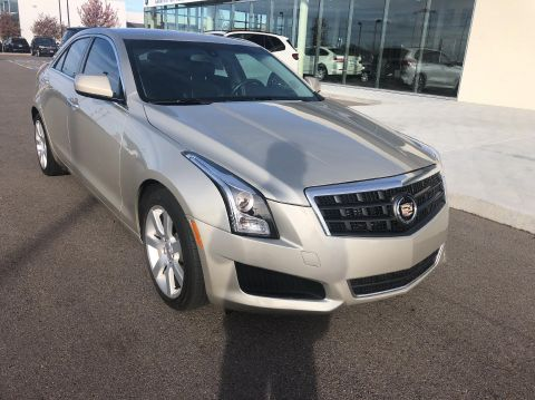 Pre-Owned 2013 Cadillac ATS