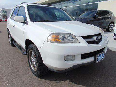 Pre-Owned 2006 Acura MDX AT Touring