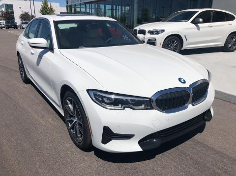 New 2019 BMW 330i xDrive Sedan North America
