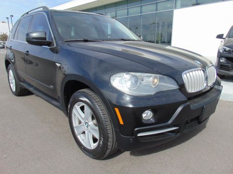 Pre-Owned 2007 BMW X5 4.8i AWD 4dr SUV