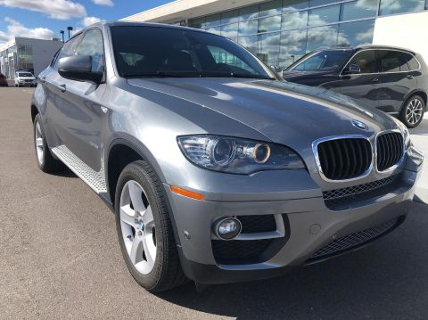 Certified Pre-Owned 2014 BMW X6 xDrive35i AWD 4dr Sports Activity Coupe