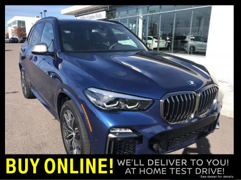 2020 BMW X5 M50i Sports Activity Vehicle
