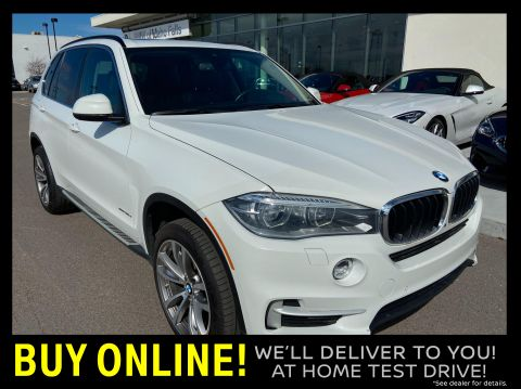 2014 BMW X5 xDrive35d AWD SAV