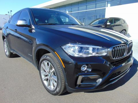 New 2019 BMW X6 xDrive35i Sports Activity Coupe