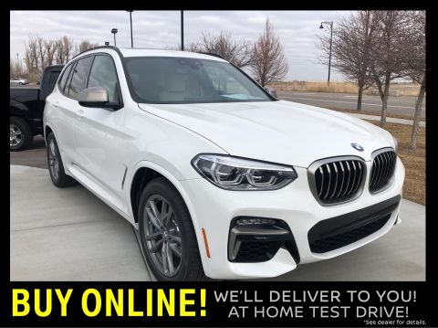 2020 BMW X3 M40i Sports Activity Vehicle