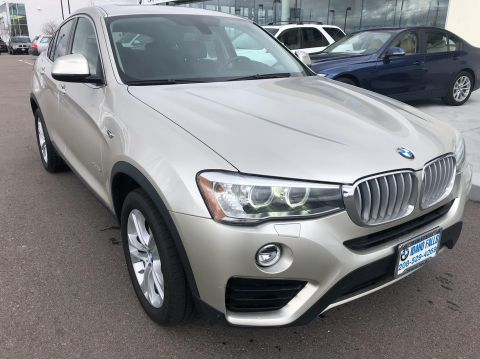Pre-Owned 2015 BMW X4 xDrive28i AWD 4dr Sports Activity Coupe