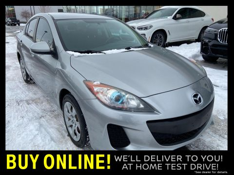 Pre-Owned 2013 Mazda3 i Sport FWD Sedan