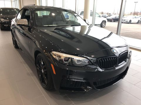 New 2019 BMW M240i xDrive Coupe