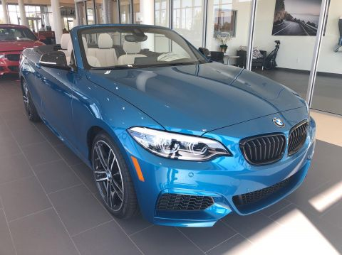 New 2020 BMW M240i xDrive Convertible