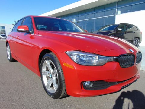 Pre-Owned 2015 BMW 320i xDrive Sedan