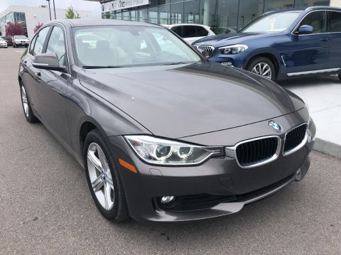 Pre-Owned 2015 BMW 328d xDrive Sedan