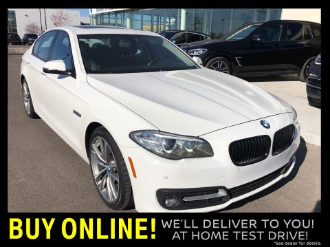Pre-Owned 2016 BMW 528i xDrive Sedan AWD Sedan