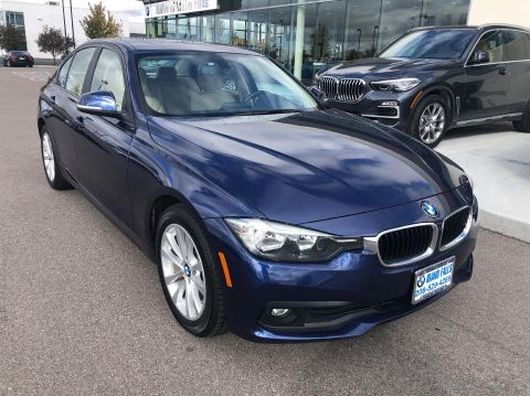 Pre-Owned 2016 BMW 320i xDrive Sedan