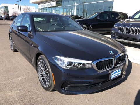 Pre-Owned 2019 BMW 530i xDrive Sedan AWD Sedan
