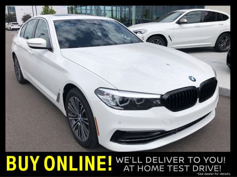 2019 BMW 530e xDrive iPerformance Plug-In Hybrid
