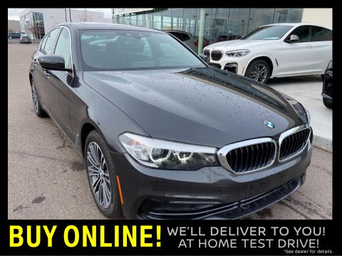 New 2020 BMW 530i xDrive Sedan AWD Sedan