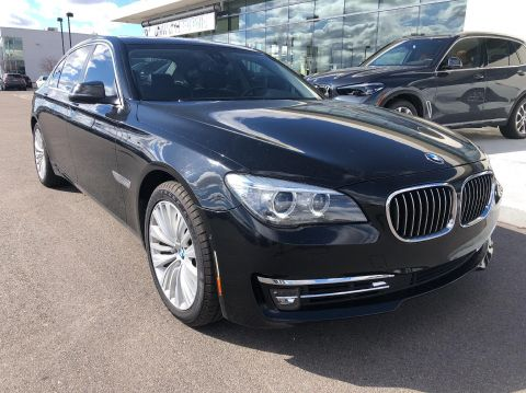 Pre-Owned 2015 BMW 740Li xDrive Sedan