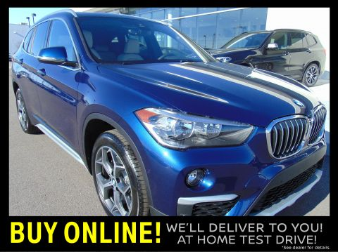 2019 BMW X1 xDrive28i Sports Activity Vehicle